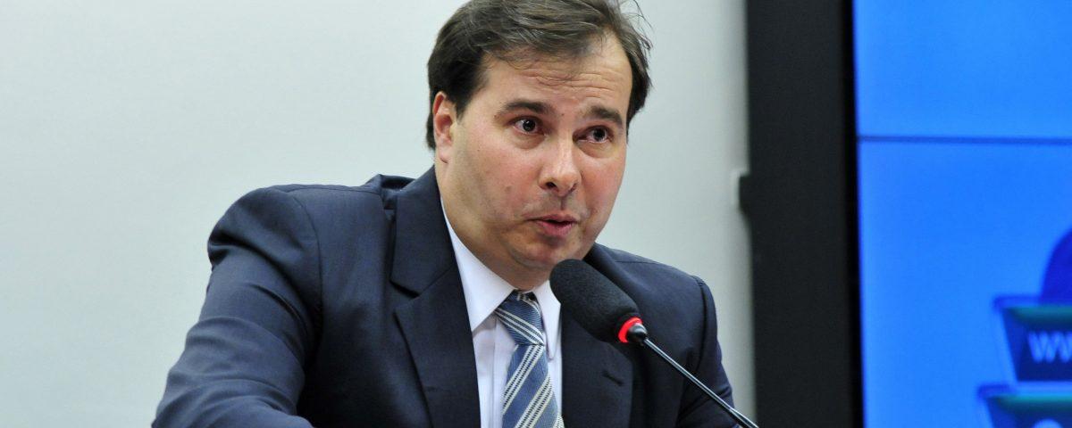 Rodrigo Maia 1200x480 - 'Bolsonaro está refém do seu discurso de campanha', afirma Rodrigo Maia