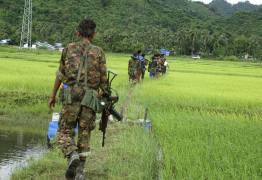 Rebeldes muçulmanos atacam Mianmar e deixam pelo menos 89 mortos