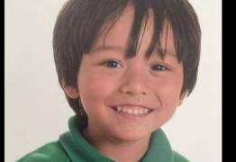 BARCELONA: Família procura menino de sete anos que está desaparecido
