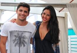 Bruno Gissoni e Yanna Lavigne retomam relacionamento e postam fotos com filha em Lisboa