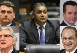 FAMOSOS EM EVIDÊNCIA: Confira como foi a votação dos deputados mais badalados do Congresso Federal