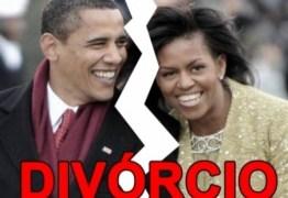Divórcio de Obama e Michelle agita o mundo. VEJA VÍDEO