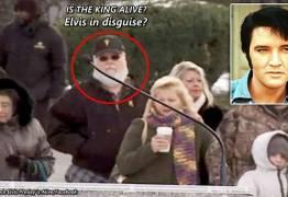 Site americano volta a armar que Elvis Presley está vivo, tem 82 anos e vive sob proteção do FBI