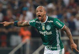 OFICIAL: Felipe Melo está fora do Palmeiras