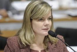 Em vídeo à rede Al Jazeera, Gleisi pede apoio por liberdade de Lula