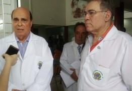 Conselho Regional de Medicina faz inspeção e interdita setores do Trauminha