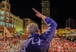 NO PONTO CEM RÉIS: Lula fala que está pronto para o embate em 2018 e que 'eles vão ter trabalho'