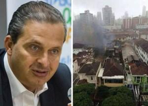 luto21 300x215 - Três anos depois, acidente com Campos tem impacto político em PE