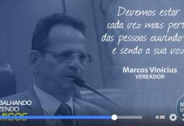 Vereador Marcus Vinícius publica vídeo com belíssimas imagens em homenagem ao aniversário de João Pessoa