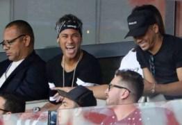 Neymar contrata lutador do UFC para fazer sua segurança