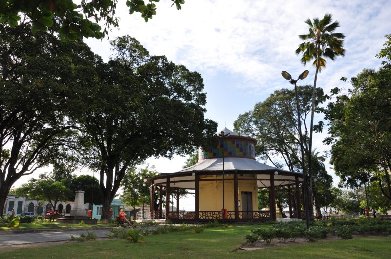 pavilhão do chá - Novo Centro Cultural Pavilhão do Chá será entregue hoje