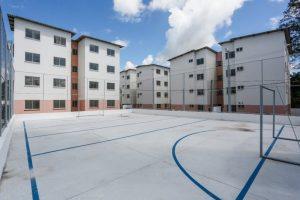residencial 300x200 - Luciano Cartaxo entrega 224 apartamentos do Residencial Vieira Diniz
