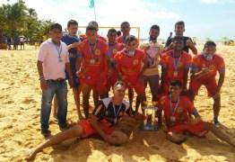 Taça João Pessoa de Futebol de Areia começa no dia 12 de agosto