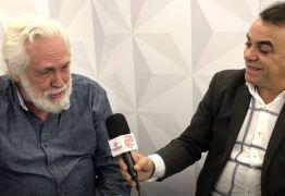 VEJA VÍDEO: Waldemar José Solha conta fatos irreverentes sobre Cajazeiras