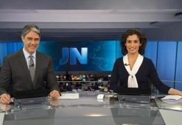 VEJA VÍDEO: Willian Bonner comete gafe ao vivo no 'JN'