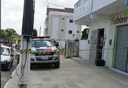 CRIME PASSIONAL: Empresário é morto a tiro dentro de supermercado na Grande João Pessoa