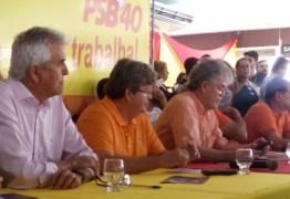 """Ricardo diz que PSB faz história na PB e critica oposição: """"Miúda e sem ideia"""""""