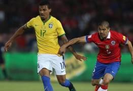 CBF coloca à venda os ingressos para o jogo entre Brasil e Chile