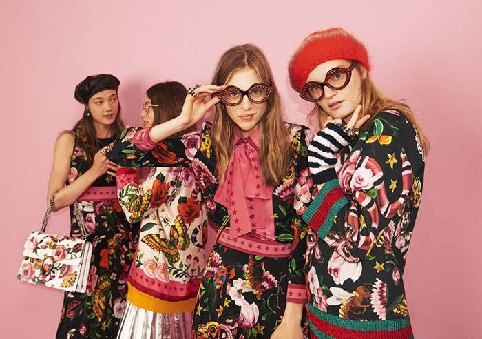 Gucci Garden 2016 capsule collection1 - Gucci e Adidas processam Forever 21 por plágio
