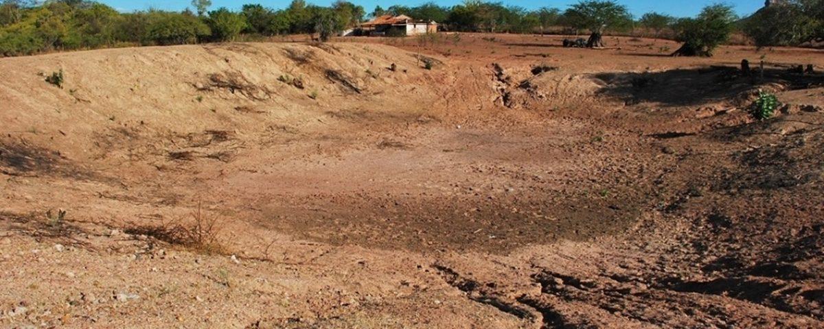 Seca 1200x480 - MONITOR DAS SECAS: área de seca na Paraíba aumentou 38% em outubro, diz ANA