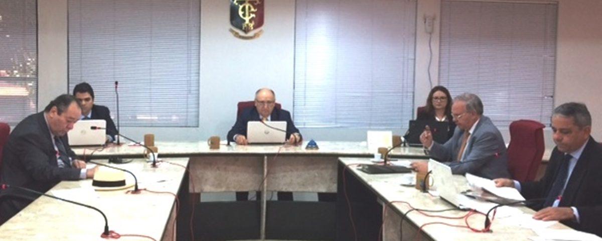 TCE 2ª Câmara 1200x480 1 - TCE suspende licitação do lixo na prefeitura do Conde