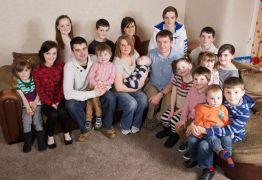 Mulher britânica dá à luz seu vigésimo filho e declara que 'agora chega' – VEJA VÍDEO