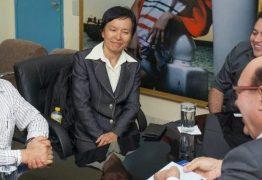 Deca recepciona embaixador de Taiwan em Campina Grande