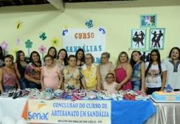 Belém do Brejo do Cruz recebe Educação Profissional e inclusão social com o Senac