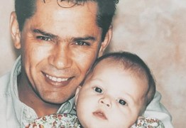Filha de Leandro se emociona ao lembrar da morte do pai