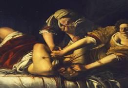 Pintora renascentista vingou-se de seu estuprador em quadro – VEJA GALERIA