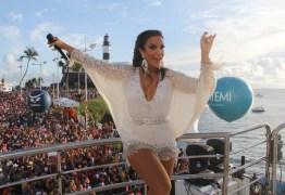 Grávida de gêmeas, Ivete Sangalo confirma que está fora do Carnaval