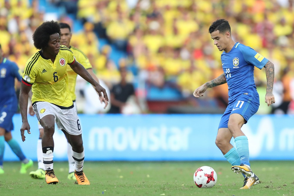 brasil colombia - Os dilemas de Tite para as últimas rodadas