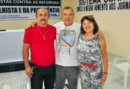 COM CHAPA ÚNICA: Sindicato dos Jornalistas Profissionais da Paraíba elege nova diretoria
