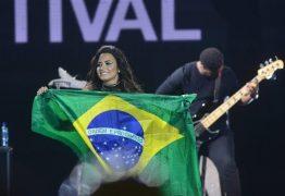 """Demi Lovato sobre a luta contra o vício em drogas: """"Uma luta todo dia"""""""