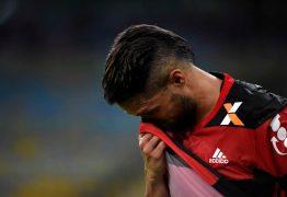 Com nova lesão, Diego não consegue render o esperado no Flamengo em 2017