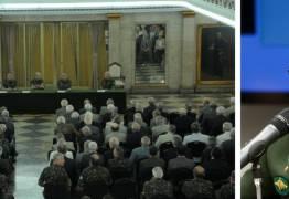 Chefe do Exército reúne oficiais da ativa e da reserva