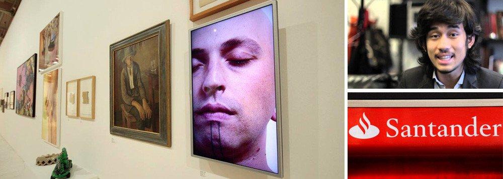 exposição - Santander leva 'surra' ao ceder a censura do MBL