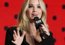 "Jennifer Lawrence admite dificuldades na cama: ""Pinto é perigoso"""