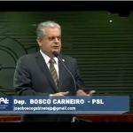 joão bosco carneiro - Bosco Carneiro cobra maior equidade entre os poderes públicos na Paraíba