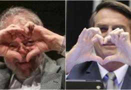 Lula e Bolsonaro serão julgados por antecipação de campanha