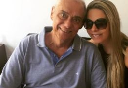 Namorada de Marcelo Rezende se despede do jornalista: 'Continuaremos juntos'