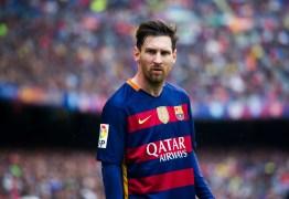Jornal argentino pede para Messi 'guardar' gols para os jogos da seleção nas Eliminatórias