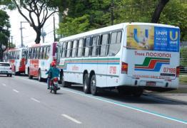 Semob libera para carros faixa exclusiva para ônibus em JP