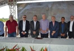 Prefeito diz que Alhandra dará um salto para o desenvolvimento com o maior Outlet do Nordeste