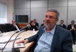 Palocci pediu garantia de segurança para ele e família em acordo com PF