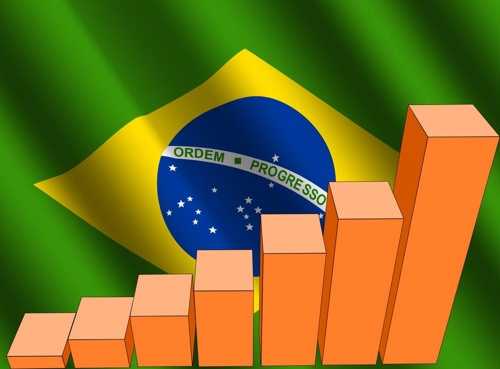 pib brasil - 'Prévia do PIB' registra alta de 0,09% em fevereiro