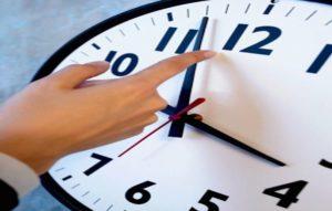 relogio horºario de versão foto reprodução 300x191 - Governo Federal pode extinguir o horário de verão