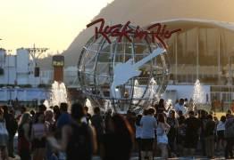 ROCK IN RIO 2017: Instalações da Cidade do Rock já estão em funcionamento