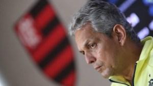 rueda flamengo 1 300x169 - Flamengo proíbe jornalista de fazer perguntas a Rueda em coletiva
