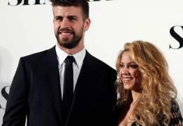 Boatos sobre separação de Shakira e Piqué tumultuam a internet